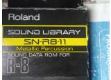 Carte R8 R8-M - SN-R8-11 METALLIC