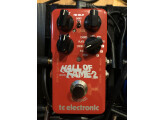 Vends TC Electronic Hall of Fame 2