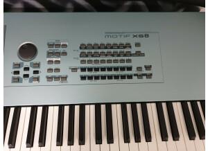 Yamaha MOTIF XS8