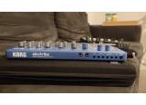 Korg Electribe 2 Bleue avec Decksaver