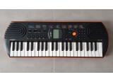 Vends CASIO SA-76 clavier arrangeur 44 touches