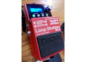 Boss RC-5 Loop Station