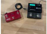 Line 6 M5 Stompbox Modeler + Midi controller PEAK FCB2N