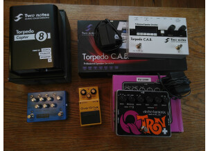 Two Notes Audio Engineering Torpedo C.A.B. (Cabinets in A Box) (25820)
