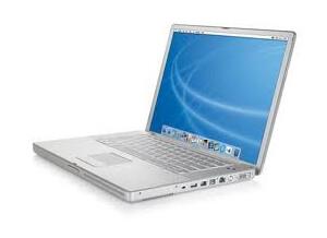 Apple PowerBook G4 Titanium