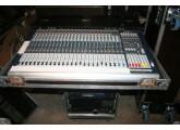 Soundcraft GB4-24X4X2 - Table de mixage analogique 24 pistes avec son fly dédié»