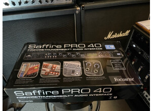 Focusrite Saffire Pro 40