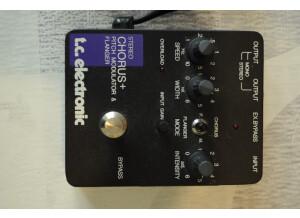 TC Electronic SCF Stereo Chorus Flanger
