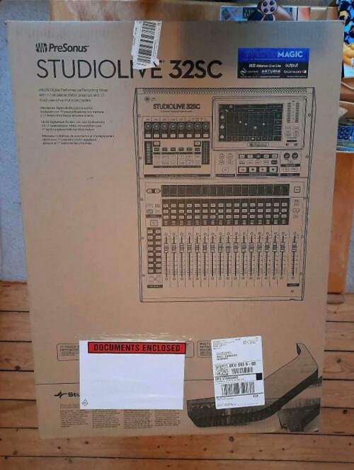 PreSonus StudioLive 32SC (23545)