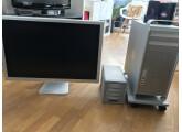 Mac Pro + écran Apple 30´´ + DisqueDur LaCie (RAID) + PROTOOLS 10 (ilok)