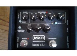 MXR M80 Bass D.I. + (84181)