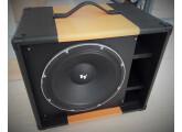 Baffle Thiele (TL806) avec EVM 12L d'Electro-Voice