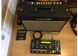 Vends Ampli guitare Line 6 Flextone 3 avec pédalier FBV shortboard
