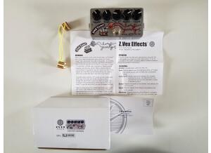 Zvex Instant Lo-Fi Junky Vexter