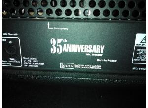 Laboga  Mr. Hector 35th Anniversary