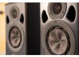 Fostex NX-6A studio monitors