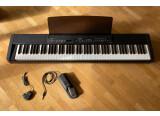 Piano numérique professionnel Yamaha P80 avec valise de transport