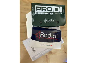 Radial Engineering ProDI (44582)