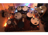 Vends apex Armory Studioease + hardware + cymbales + housses