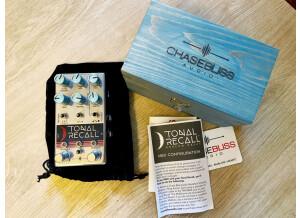 Chase Bliss Audio Tonal Recall