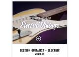 Electric Vintage Session Guitarist