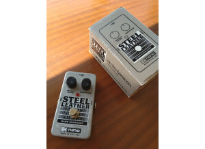 Electro-Harmonix Steel Leather