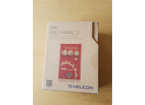 TC-Helicon Mic Mechanic 2