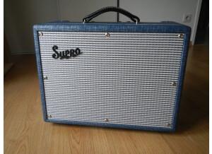 Supro 1970RK Keeley Custom