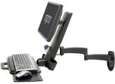Operateur desk studio ecran,clavier souris Ergotron série 200