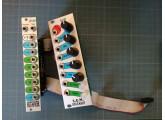 FS/T 4ms Shuffling Clock Multiplier et son Breakout