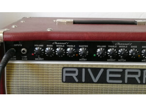 Rivera Chubster 40 combo