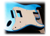 Corps stratocaster aulne Lake Placid Blue