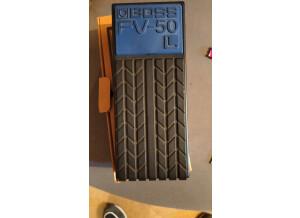Boss FV-50L Volume Pedal