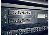 Vends EQ Neumann W 492 Stereo + vu-mètre (RARE)
