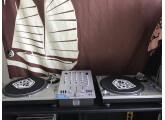 SL-120 MK2 x Technics  - Platine DJ professionnelle à entraînement direct