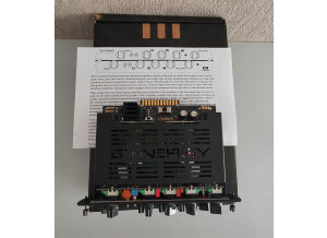 Synergy Amps BMAN Pre-amp (97)