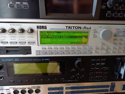 Korg Triton Rack (81921)