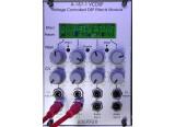 Vends Doepfer A-187-1 VC DSP Multi effet contrôlable en VC