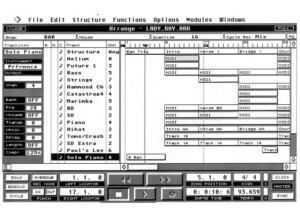 Steinberg Cubase 3.0 Atari (26408)