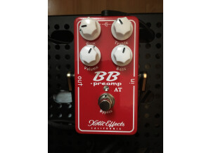 Xotic Effects BB Preamp 2017 Andy Timmons Edition (94927)