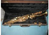 Saxophone soprano Earlham