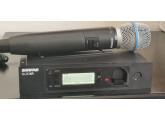 Vends micro Shure GLXD-RE24/Beta87A