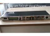 Vends Tascam TA-1VP Vocal Procesor