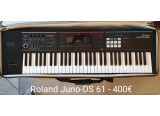 Vends Roland Juno-DS61