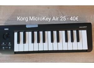 Korg microKEY AIR 25