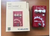 Vends processeur vocal TC Helicon Mic Mechanic V2