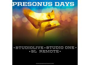 Presonus Days