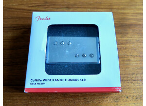 Fender CuNiFe Wide Range Humbucker (3499)