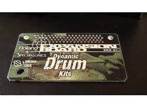 Roland SRX-01 Dynamic Drums (20990)