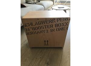 Schlagwerk BC 460 Booster Boxx 2inOne (94495)